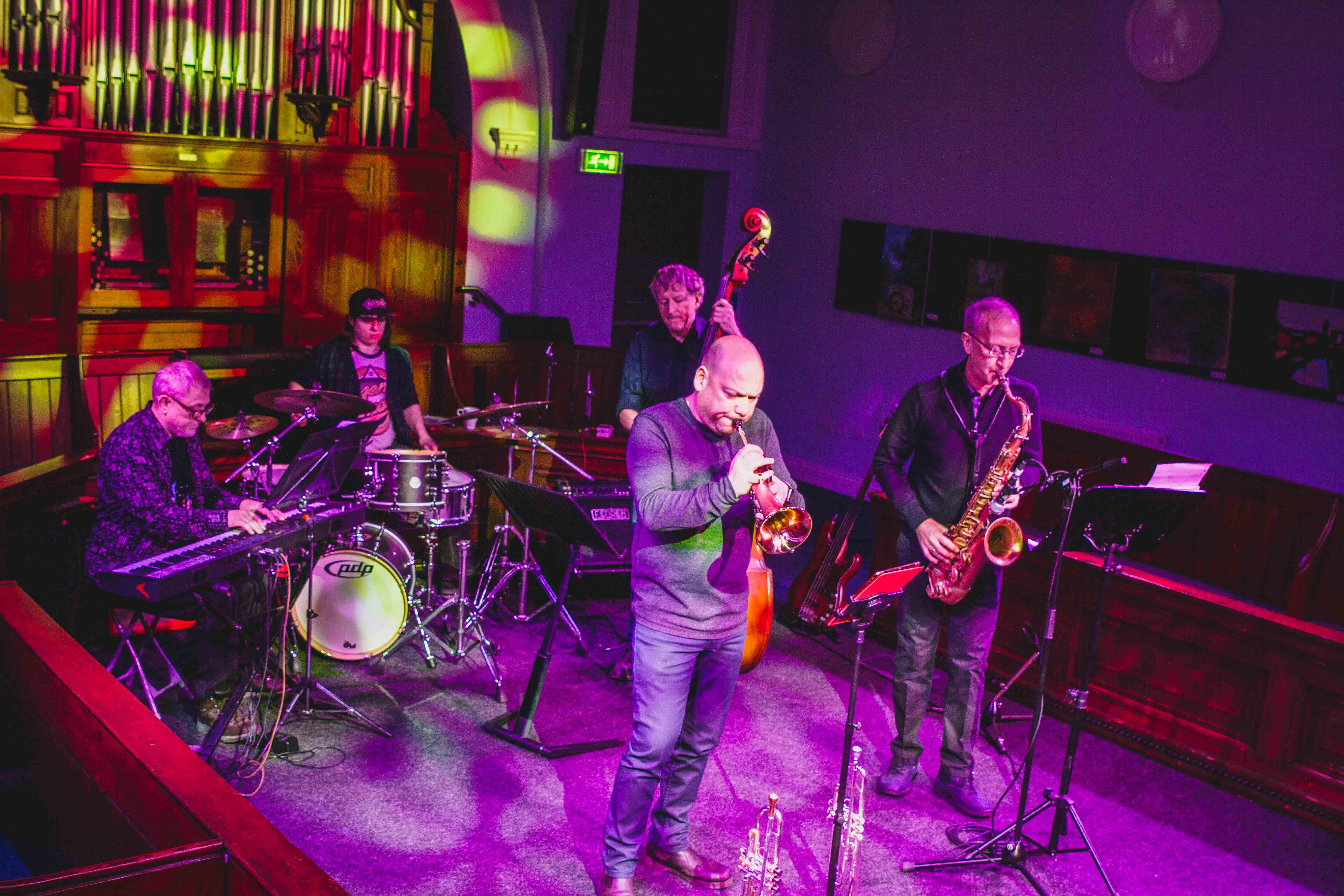 Abtuse | Leeds Jazz Band | West Yorkshire
